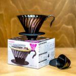 V60 Coffee Dripper от HARIO мед метал